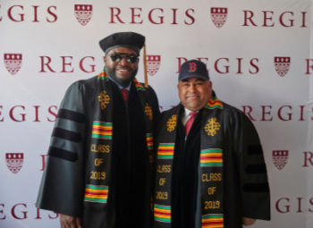 2019 Honorary Degree Recipients David Ortiz and Dan Rivera