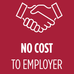 No Cost to Employer