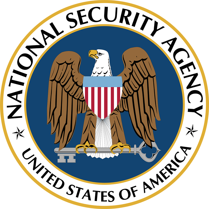 The National Security Agency Logo