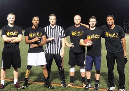 Regis College intramural sports