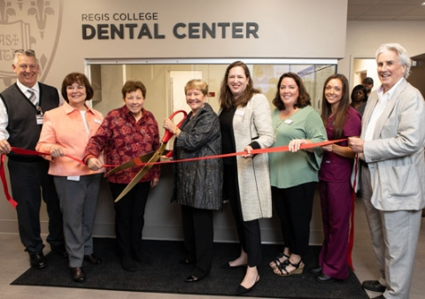 Dental Center Ribbon Cutting