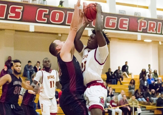 Regis College Men's Basketball